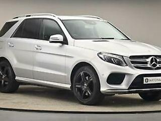 2017 Mercedes Benz GLE Class 3.0 GLE350d V6 AMG Line G Tronic 4MATIC s/s 5dr