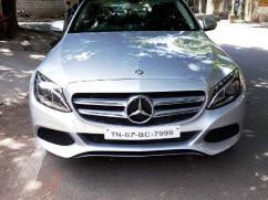 2017 Mercedes Benz C Class C 220 CDI Elegance AT for sale in Chennai D1950620