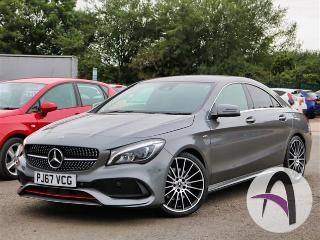 Mercedes Benz CL Class CLA A 250 AMG 4dr Command Saloon 2017, 5970 miles, £24999