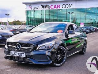 Mercedes Benz CL Class CLA A 200d 2.1 AMG Line 4dr Night Pack Saloon 2017, 23746 miles, £19999