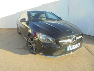 Mercedes Benz CL Class CLA CLA 200d Sport 4dr [Map Pilot] Coupe 2017, 37825 miles, £15524
