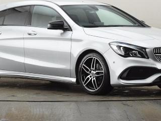 Mercedes Benz CL Class CLA CLA 180 AMG Line 5dr Estate 2017, 37882 miles, £16999