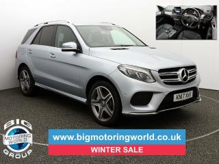 Mercedes Benz GL Class Gle GLE 350 D 4MATIC AMG LINE Estate 2017, 12893 miles, £30500