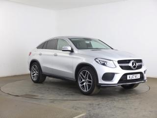 Mercedes Benz GL Class GLE Coupe GLE Diesel GLE 350d 4Matic AMG Line 5dr 9G Tronic SUV 2017, 8408 miles, £38400