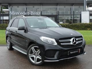 Mercedes Benz GL Class GLE GLE 500e 4Matic AMG Line Premium 5dr 7G Tronic Estate 2017, 23758 miles, £40950