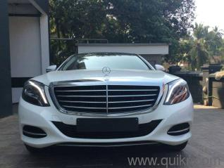 2017 Mercedes Benz S Class S 350 CDI 1950 kms driven in Palarivattom