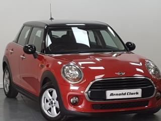 2017 MINI HATCHBACK 1.5 Cooper D 5dr