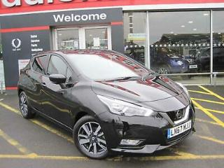 2017 Nissan Micra 0.9 IG T N Connecta s/s 5dr