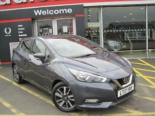 2017 Nissan Micra 1.5 dCi Acenta s/s 5dr