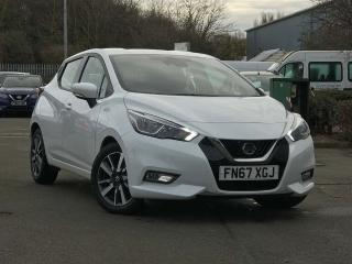Nissan Micra 1.5 dCi Acenta Hatchback 5dr Diesel s/s 90 ps New Year Sale Now On! 2017, 46323 miles, £7500