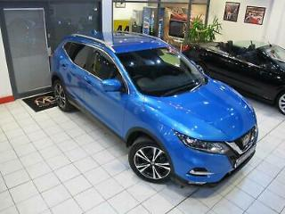 2017 Nissan Qashqai 1.2 DiG T N Connecta 5dr Xtronic 0 FINANCE AVAILABLE HATC