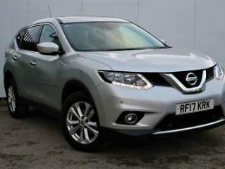 2017 Nissan X Trail 1.6 dCi Acenta 5dr Xtronic Station Wagon 5 door Station