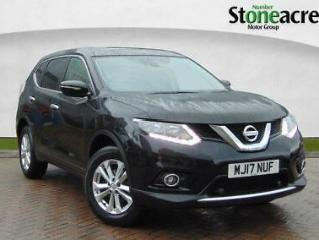 2017 Nissan X Trail 1.6 dCi Acenta SUV 5dr Diesel s/s 130 ps