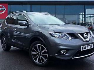 2017 NISSAN X TRAIL 1.6 dCi N Vision SE 5dr 4WD Diesel Station Wagon