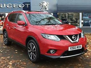 2017 Nissan X Trail 1.6 dCi Tekna 5dr Xtronic [7 Seat] Diesel Station Wagon Auto