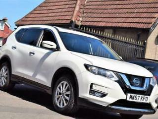 2017 Nissan X Trail 1.6 DIG T Acenta s/s 5dr 7 Seats