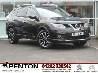 2017 Nissan X Trail 1.6 DIG T N Vision s/s 5dr
