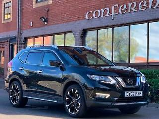 2017 Nissan X Trail 1.6dCi 130ps s/s N Connecta