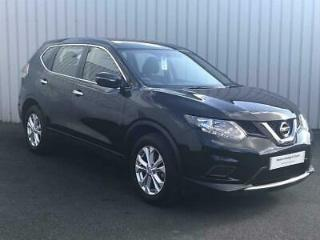 2017 NISSAN X Trail, Black