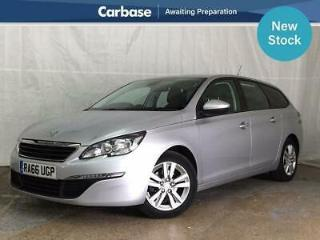 2017 PEUGEOT 308 1.6 BlueHDi 120 Active 5dr Estate
