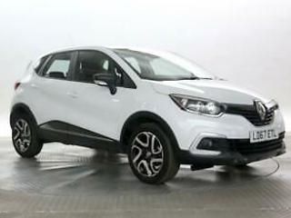 2017 Renault Captur 0.9 TCE Dynamique Nav Hatchback Petrol Manual