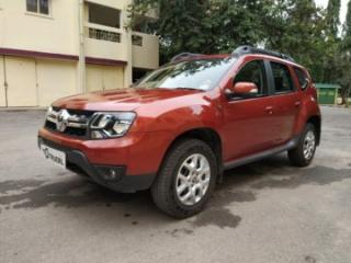 2017 Renault Duster 110 PS RXL 4X2 AMT [2016 2017]