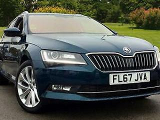 2017 Skoda Superb 2.0 TSI SE L Executive 5dr DSG Petrol Estate Auto Estate Petro