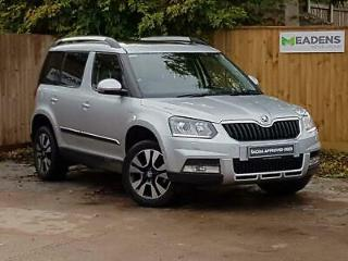 2017 SKODA Yeti 1.4 TSI Laurin & Klement Outdoor 4WD s/s 5dr