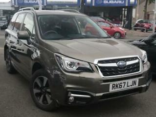 2017 Subaru Forester 2.0 XE Lineartronic 5dr 5 door Estate