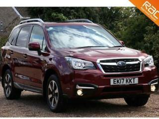 2017 Subaru Forester 2.0 XE Premium Lineartronic 5dr 5 door Estate