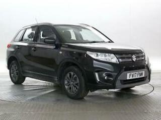 2017 Suzuki Vitara 1.6 SZ4 Hatchback Petrol Manual