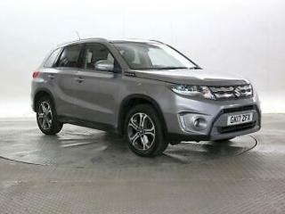 2017 Suzuki Vitara 1.6 SZ5 Hatchback Petrol Manual
