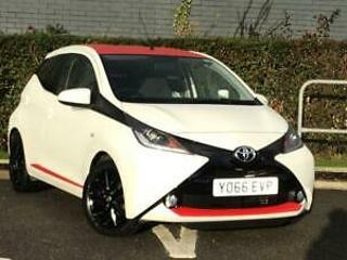 2017 Toyota Aygo 1.0 VVT i X Press 5 Dr Full Franchise Service History Petrol