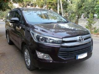 2017 Toyota Innova Crysta 2.4 VX MT for sale in Bangalore D2357961
