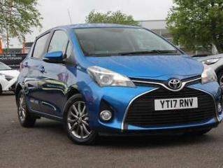 2017 Toyota Yaris 1.4 D 4D Icon 5 Dr