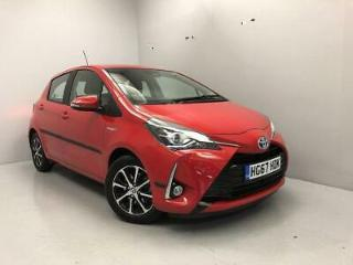 2017 Toyota Yaris Hybrid 1.5 VVT i Icon Tech 5 Dr