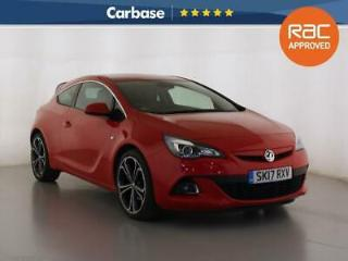 2017 Vauxhall GTC 1.4T 16V Limited Edition 3dr Coupe Petrol Manual