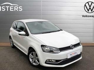Volkswagen Polo 1.2 TSI Match Edition 3dr Hatchback 2017, 22584 miles, £10450