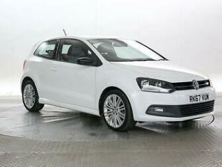 2017 Volkswagen Polo 1.4 TSi ACT BlueGT Hatchback Petrol Manual