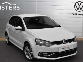 Volkswagen Polo 1.2 TSI Match Edition 5dr Hatchback 2017, 12727 miles, £11790