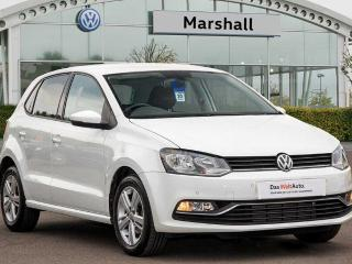Volkswagen Polo 1.2 TSI Match Edition 5dr Hatchback 2017, 11029 miles, £11000