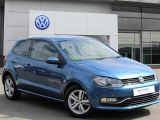 Volkswagen Polo 1.2 TSI Match Edition 3dr Hatchback 2017, 16552 miles, £10490