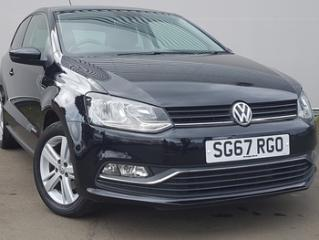Sep 2017 Volkswagen Polo 1.0 Match Edition 3dr