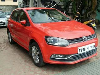 2017 Volkswagen Polo 1.5 TDI Highline for sale in Hyderabad D2160221