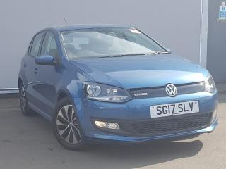 2017 Volkswagen Polo 1.0 TSI BlueMotion 5dr