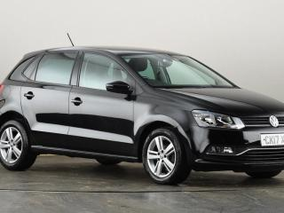 Volkswagen Polo 1.2 TSI Match Edition 5dr Hatchback 2017, 22034 miles, £9961