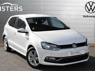 Volkswagen Polo 1.2 TSI Match Edition 5dr Hatchback 2017, 46735 miles, £9790