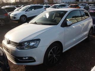 Volkswagen Polo 1.0 75 Match Edition 3dr Hatchback 2017, 7790 miles, £10299