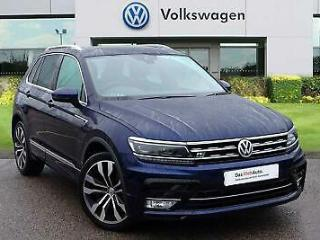 2017 Volkswagen Tiguan 2.0 TDI 150PS R Line 4Motion DS [ Keyless entry,Dynamic l