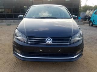 2017 Volkswagen Vento 2015 2019 1.5 TDI Highline AT for sale in Hyderabad D2333944